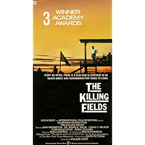 The Killing Fields [VHS]