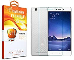 Parallel Universe UNBREAKABLE FLEXIBLE Tempered Glass Screen Protector for Xiaomi Redmi 3S Prime/ 3S