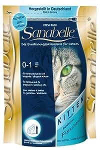 Sanabelle 64061 Katzenfutter Kitten 2 kg