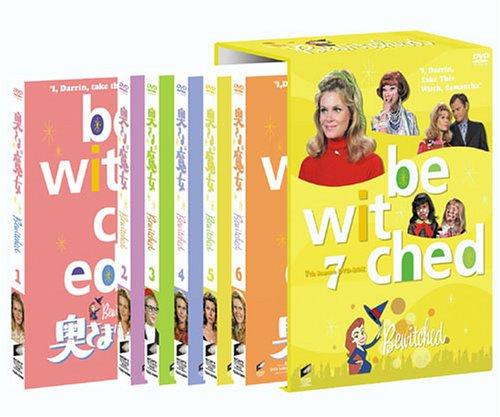 奥さまは魔女 7th season DVD-BOX
