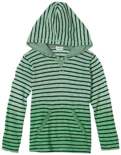 Splendid Littles Boys 2-7 Ombre Slub Stripe Hoodie