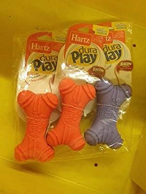 Hartz Flexafoam dog toy - Assorted colors