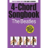 "The ""Beatles"" 4-chord Songbookby Wise Publications"