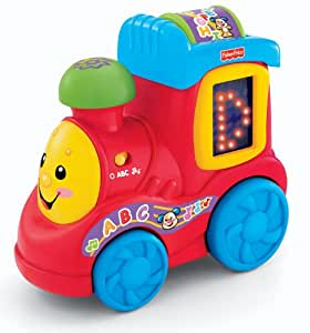 Fisher Price Fisher Price Laugh and Learn ABC Train, Multi Color