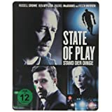 "State of Play - Stand der Dinge - Steelbook [Blu-ray]von ""Russell Crowe"""