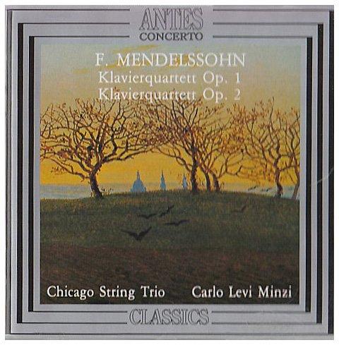 Chicago - Klavierquartette 1 und 2 - Zortam Music