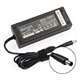 Tomeasy® 19.5V 6.9A HP Charger AC Adapter For HP HSTNN-LA01-E 647982-002 648964-002 PA-1131-06HF,HP/Compaq Elite 8300 8200 8000 7900 7800 DC Power Supply Charger,HP TouchSmart 600-1000 Desktop PC series,HP Pavilion dv7 Series,135W HP PSU - 7.4*5.0mm