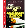 The Butcher of Anderson Station (English Edition)