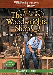 Classic Episodes, The Woodwright\'s Shop (Season 21)