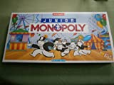 JUNIOR MONOPOLY - WADDINGTONS
