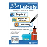 Emily Press Labels - Write Your Own S...