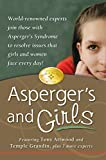 Asperger's and Girls (193256540X) by Tony Attwood