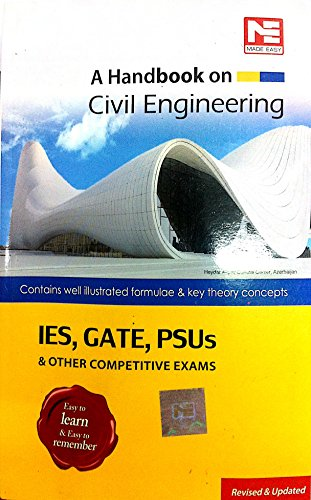 Made Easy - A Handbook on Civil Engineering Image