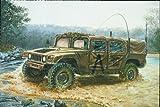 ITALERI 1:35 Military Vehicle 273 M998 Command Military Vehicle by Italeri [並行輸入品]