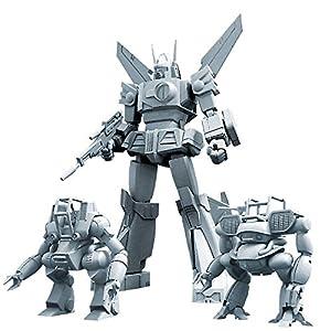 スーパーミニプラ 戦闘メカ ザブングル 4個入 食玩・ガム (戦闘メカ ザブングル)