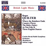 Csrso/Leaper British Light Music - Roger Quilter