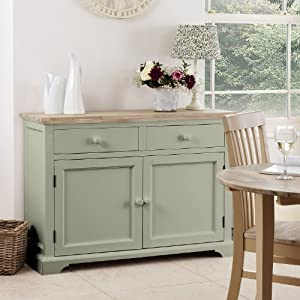 Florence Sideboard Sage Green Stunning Fully Assembled