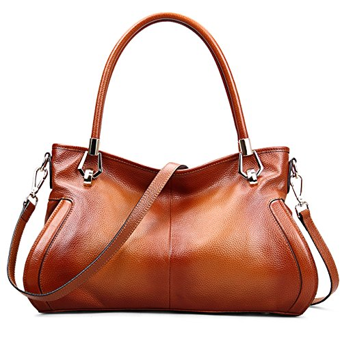 AINIMOER-Womens-Soft-Leather-Purse-Vintage-Shoulder-Bag-Tote-Top-handle-Handbags-Cross-Body-Bags