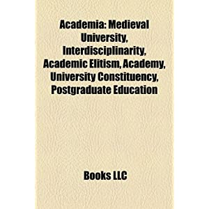 Amazon.com: Academia: Medieval university, Interdisciplinarity ...