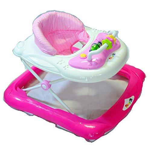 LAUFLERNHILFE Lauflernwagen Gehfrei Baby Walker Laufhilfe Babywagen #R
