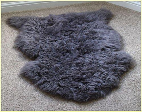 livebox dekorative luxus faux lammfell sitzbezug stuhl pad. Black Bedroom Furniture Sets. Home Design Ideas