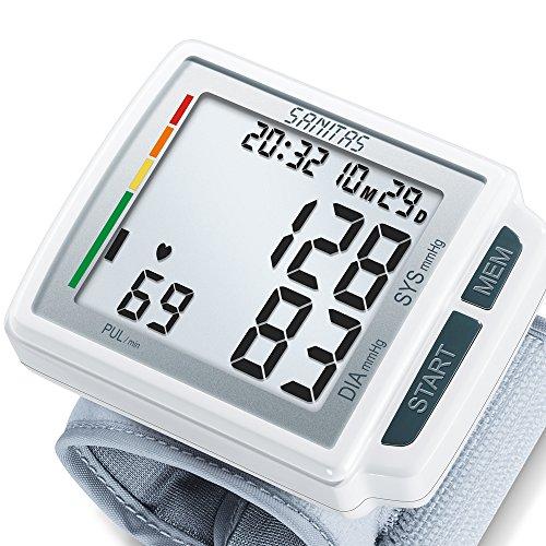 Sanitas SBC 41 Handgelenk-Blutdruckmessgerät - 7