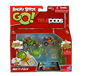 Angry Birds Go Multi-pack