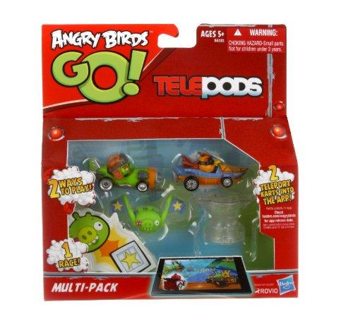 Angry Birds A6031E27 - Confezione gioco di costruzione