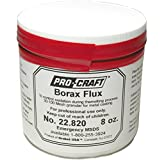 Borax Flux 8 Oz. Container