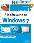 A la d�couverte de Windows 7 : Cahier 1
