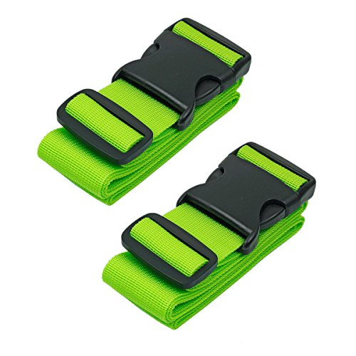 cstom-luggage-straps-suitcase-belts-travel-accessories-2-pack-green