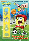 SpongeBob SportyPants! (SpongeBob SquarePants) (Color Plus Stencil)