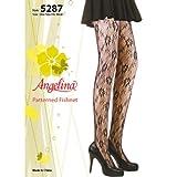 Angelina Ladies Fishnet Pantyhose