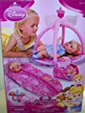 Disney Princess 3 Piece Soft Set Doll Accessories Playgym Travel Bag $31.37