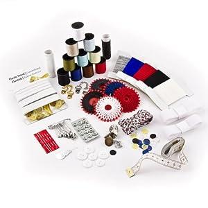 Kit de costura de 80 piezas set costurero agujas botones hilos etc hogar - Set de costura ...
