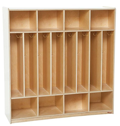 Buyitolp Wood Designs Wd51208 Eight Section Space Saver