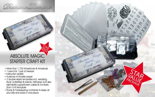 Diamante Diamante  The Absolute Magic Starter Craft Kit