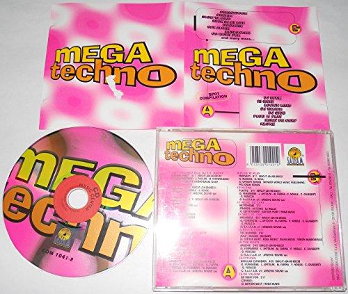 Mega Techno Compilation (Techno Rom compare prices)