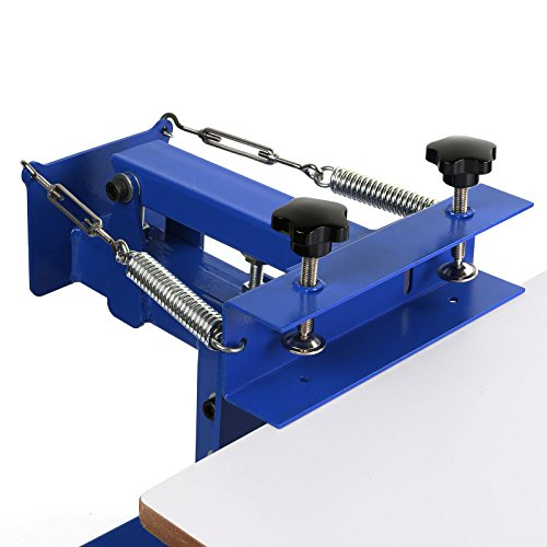 Bestequip Screen Printing Machine 1 Station 1 Color Screen