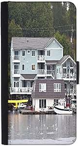 Snoogg Alaska Transportationdesigner Protective Flip Case Cover For Htc M8