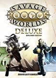 img - for Savage Worlds Deluxe: Explorer's Edition (S2P10016) book / textbook / text book