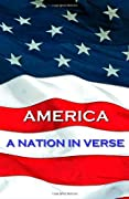 America, A Nation In Verse by Henry Wadsworth Longfellow, Emily Dickinson, Edgar Allan Poe, Walt Whitman cover image