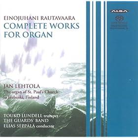 Rautavaara: Complete Works for Organ