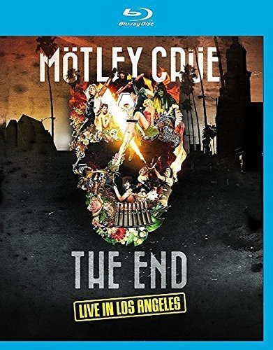 Blu-ray : Motley Crue - End: Live In Los Angeles (United Kingdom - Import)
