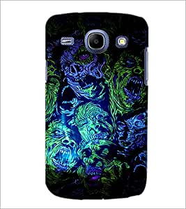 PrintDhaba Abstract Design D-3236 Back Case Cover for SAMSUNG GALAXY MEGA 5.8 (Multi-Coloured)