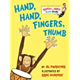 Hand, Hand, Fingers, Thumb (Bright & Early Board Books) ~ Al Perkins