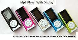 Mp3 Multimedia Player with display+torch+Earphone+USB Data Cable