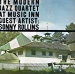 At Music Inn, Guest Artist Sonny Rollins
