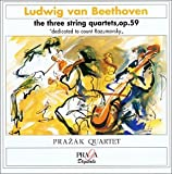 String Quartets Op.59/1-3 'razumovsky'