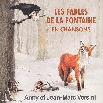 Les fables de La Fontaine en chansons
